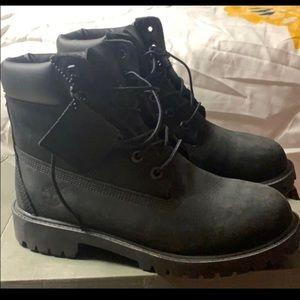Timberland Boots Black 8